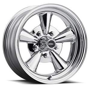 Series 177 Super Supreme Chrome 5 lug