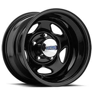 Series 365 V-5 Gloss Black 5 lug