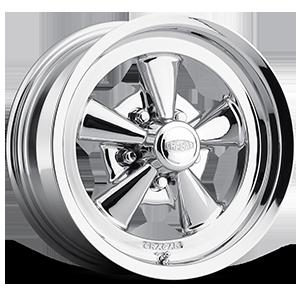 Series 610C G/T RWD Chrome Plated 5 lug