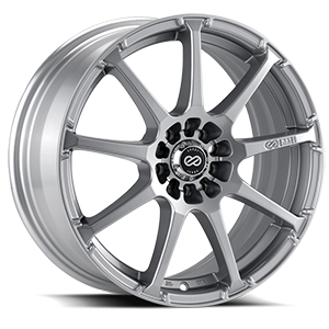 Enkei Wheels EDR9 5 Silver