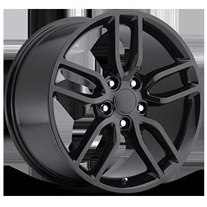 Style 26 Gloss Black 5 lug