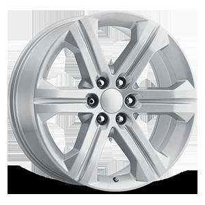 Style 47 Silver 6 lug