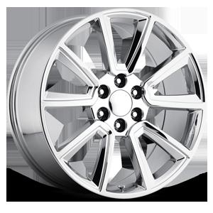 Style 57 PVD Chrome 6 lug