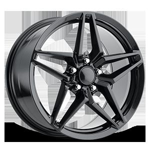 Style 29 Carbon Black 5 lug
