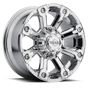 719 Backcountry Chrome Plated 5 lug