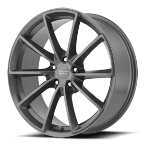 VN806 Fastback Anthracite w/ Machined Face 5 lug