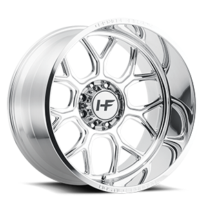 HF04 PUNISHER (8L) Polished 8 lug