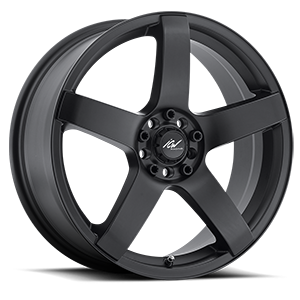 216 Mach 5 Satin Black 5 lug