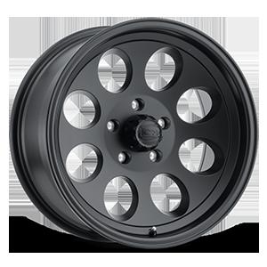 Ion Alloy Wheels 171 5 Matte Black