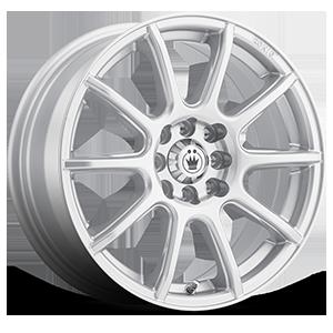 Konig Wheels Control 4 Silver