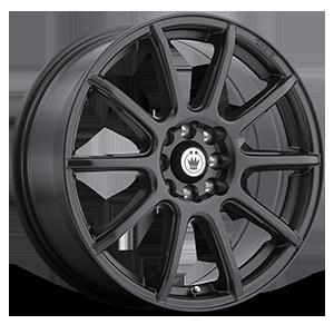 Konig Wheels Control 4 Matte Black