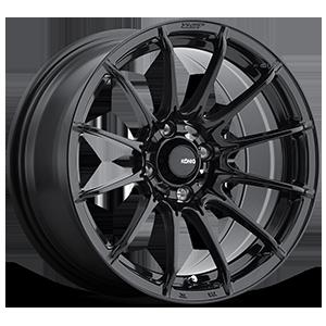Konig Wheels Dial-In 4 Gloss Black