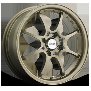 Konig Wheels Helium 4 Bronze