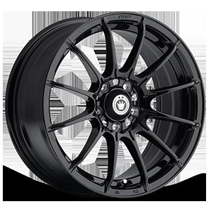 Konig Wheels Dial-In 5 Gloss Black