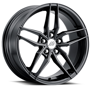 MP.51 Gloss Graphite 5 lug