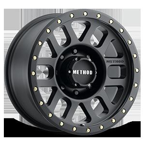 MR309 - Grid 8 Matte Black