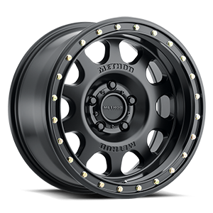 MR311 - Vex Matte Black 5 lug