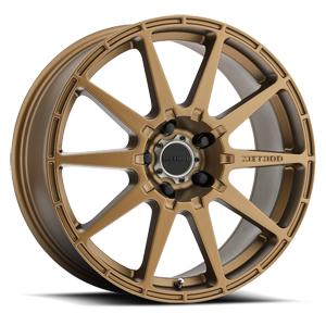 MR501 Rally Bronze 5 lug