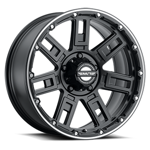 Sidebiter™ Lock - 20x9 5 Satin Black