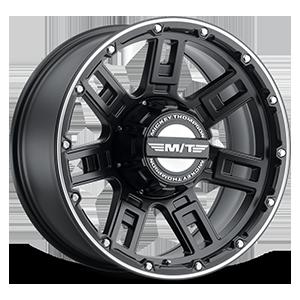 Sidebiter™ Lock - 20x9 8 Satin Black