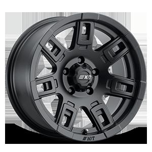 Sidebiter™ II - 17x9 5 Satin Black