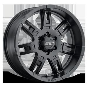Sidebiter™ II - 20x9 6 Satin Black