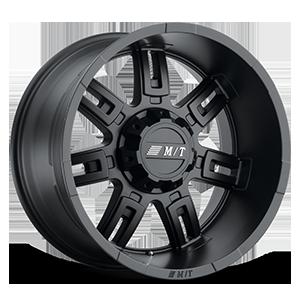 Sidebiter™ II - 22x12 6 Satin Black