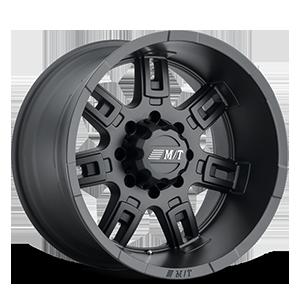 Sidebiter™ II - 20x12 8 Satin Black