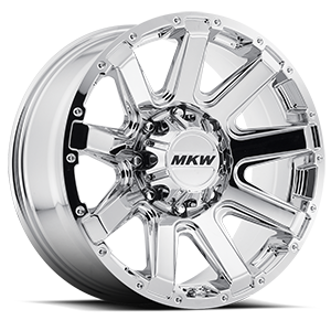 M94 Chrome 8 lug