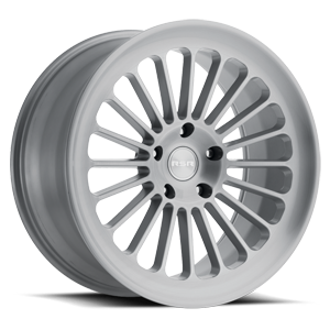 R752 Brushed Silver 5 lug