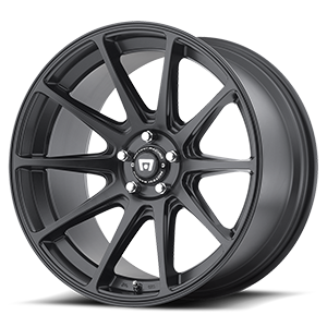 MR127 Satin Black 5 lug
