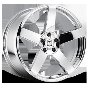 Motiv Luxury Wheels 416 Monterey 5 Chrome Plated