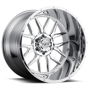 T-23 Chrome 6 lug