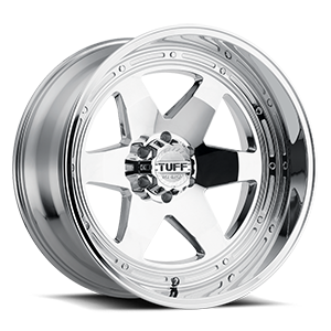 T1A Chrome 6 lug