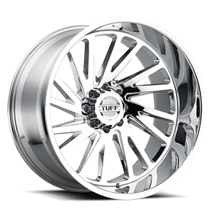 T2A Chrome 8 lug