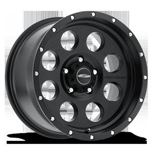 45 Series Proxy Satin Black 5 lug