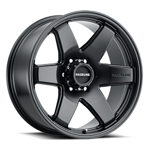 942 Addict Satin Black 6 lug