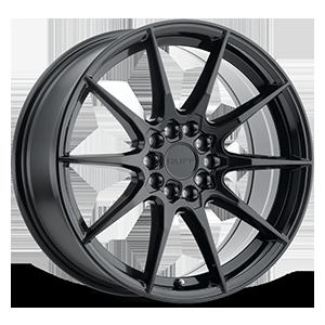 Speedster Gloss Black 5 lug