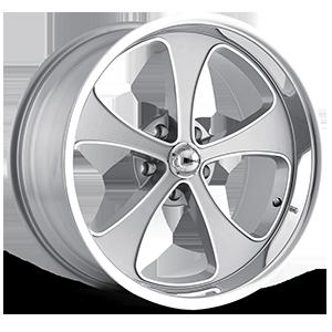 Ridler Wheels 645 5 Gray