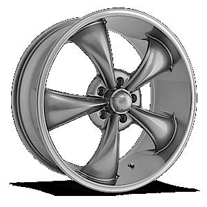Ridler Wheels 695 5 Gray