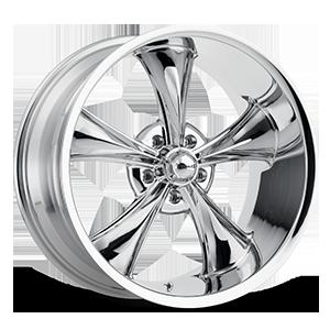 Ridler Wheels 695 5 Chrome