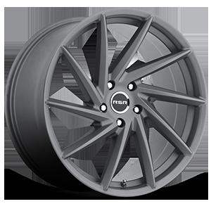 RSR R701 5 Tungsten Grey