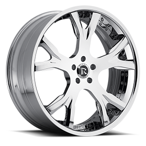 Fiska Chrome 5 lug