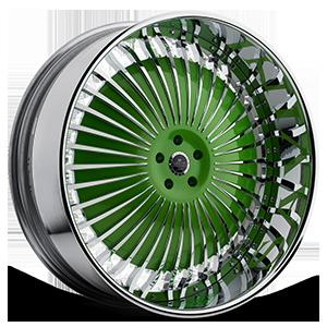 Marconi Green 5 lug