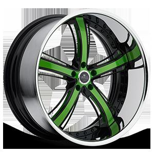 SV56 Green 5 lug