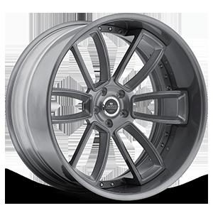 SV52-C Gray 5 lug