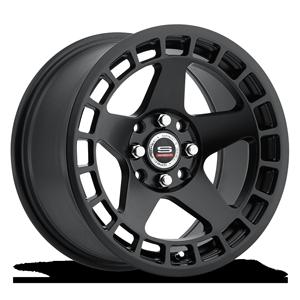 SPT-901 Matte Black 4 lug