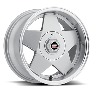 SPT-7 Silver Machined 4 lug