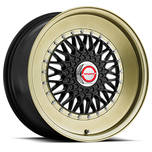 Clutch Bronze and Black 5 lug