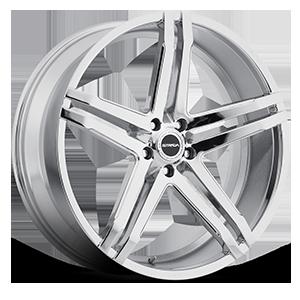 Strada Wheels Domani 5 Chrome